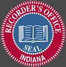 Scott County Recorder's Office Seal